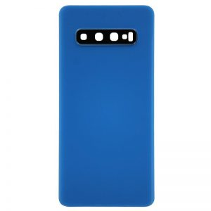 for samsung s10 plus battery back cover blue