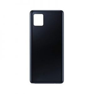 Note 10 Lite Back cover
