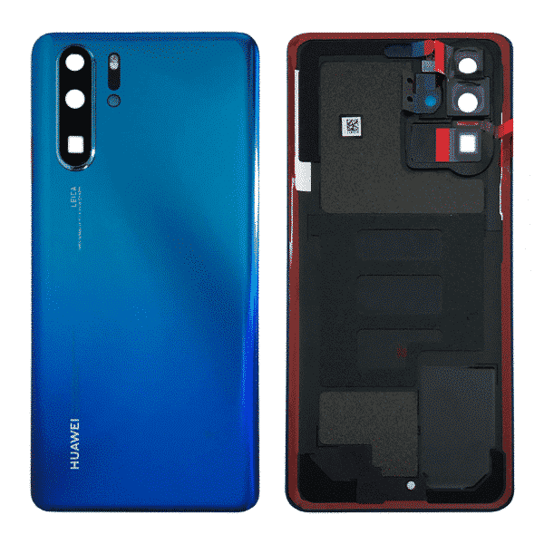 Battery back cover Huawei P30 Aurora Blue