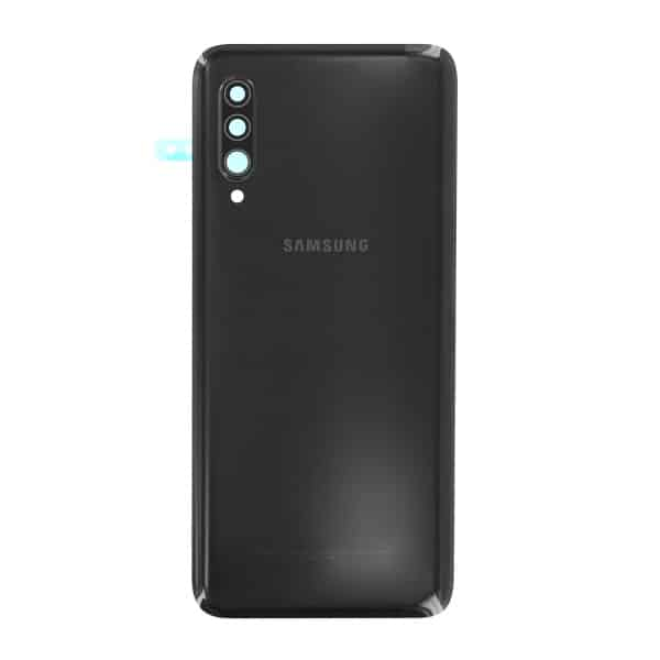 Samsung a90 battery back cover black