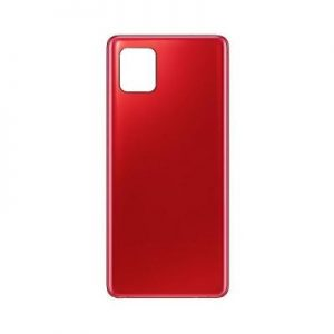 Note 10 Lite Red back cover
