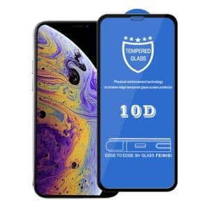 iPhone 11 / XR Full Glue 10D Tempered Glass