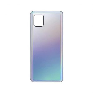 Note 10 Lite silver battery back cover