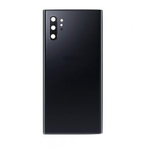 Note 10 Plus back cover black