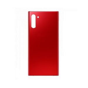 note 10 back cover red