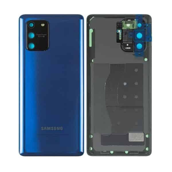 Samsung Galaxy S10 Lite Blue Battery back cover