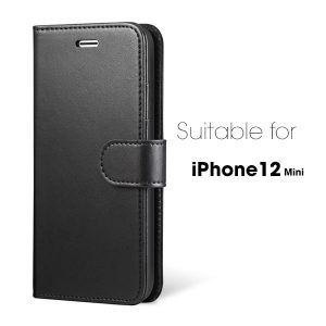 Wallet Flip Case for iPhone 12 Mini 5.4 inch