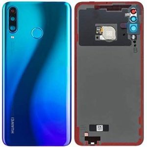 Huawei P30 Lite battery back cover blue