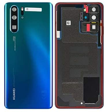 Battery Back Cover Genuine Huawei P30 Pro Aurora Blue