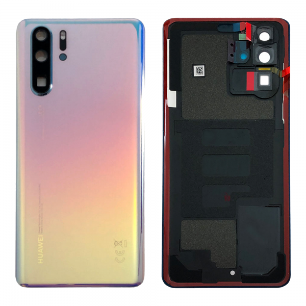 Original Huawei P30 Pro Back / Battery Cover - Breathing Crystal 02352PGM