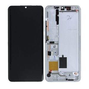 Genuine Xiaomi Note 10 Lite LCD Display Touch Screen White