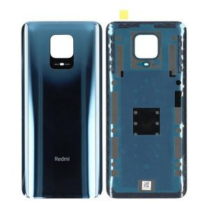 Genuine Redmi Note 9S Battery Back Cover Blue/Grey