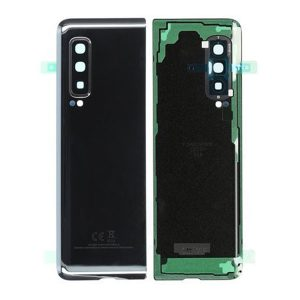 Genuine Samsung Galaxy F900 Fold Battery Back Cover Black