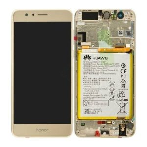Genuine Huawei Honor 8 LTPS IPS LCD Display Touch Screen