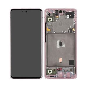 samsung a51 pink lcd screen