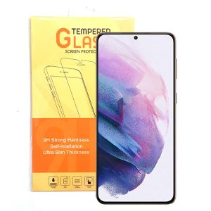 Samsung Galaxy S21 Plus Tempered Glass Screen Protector