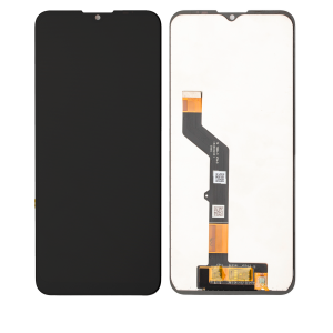 Complete LCD Screen Without Frame For Motorola Moto G9 - Refurbished