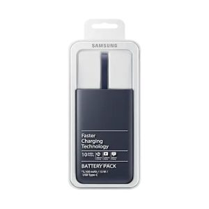 Genuine Samsung Fast Charging 15W TYPE-C Battery Pack Blue Arctic