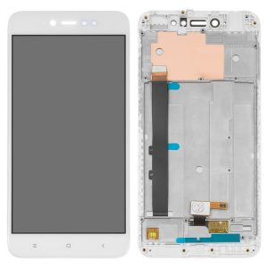 Genuine Xiaomi Redmi Note 5A Prime IPS LCD Display Touch Screen White