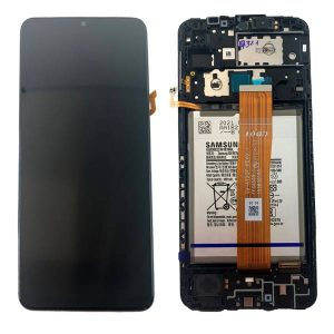 samsung a12 with battery