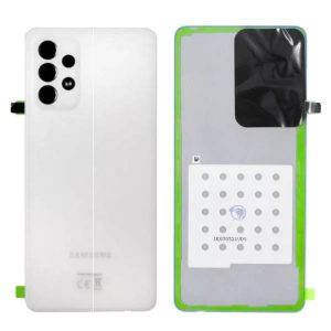 samsung galaxy A72 4g White battery back cover
