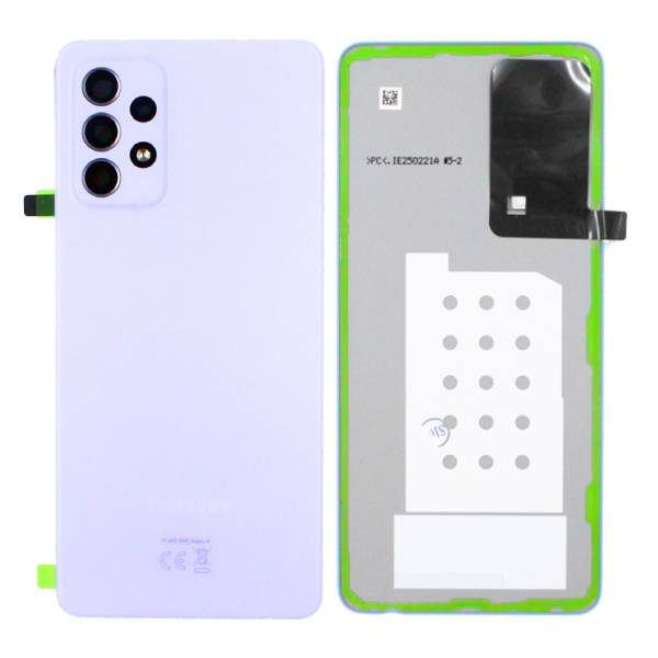 Genuine Samsung Galaxy A52 5G A526 Battery Back Cover Violet
