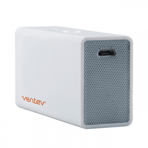 Ventev 2600mAH Portable Power Bank Power Cell Battery Charger with Two Cables