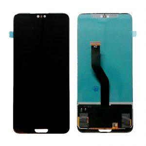 TFT LCD Touch Screen Digitizer Assembly Without Frame For Huawei P20 Pro - Black