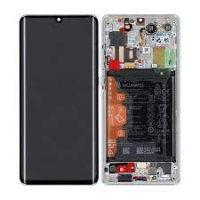 02353SBC Genuine Huawei P30 Pro OLED Display Touch Screen With Ba