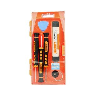 Jakemy JM-8141 7-in-1 Disassemble Tool Set for iPhone, iPads & Tablet Repairs