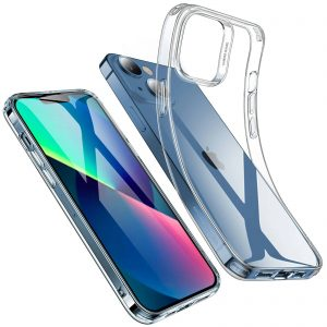 iPhone 13 Project Zero Clear Soft Case