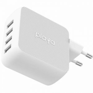 Playa Multi-USB Wall Charger 40W (4-Port Wall Charger) For Mobile PP0003MYC2